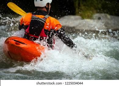 extreme summer sport