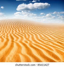 extreme terrain sahara desert