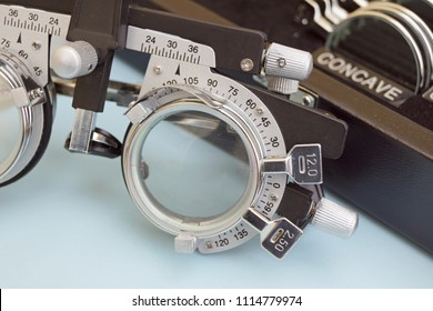 myopia optikai séma