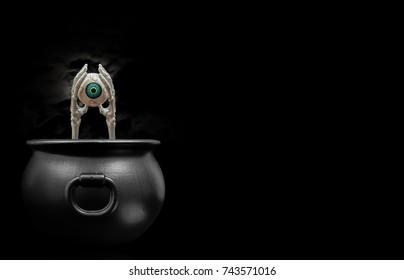 Eye from Cauldron