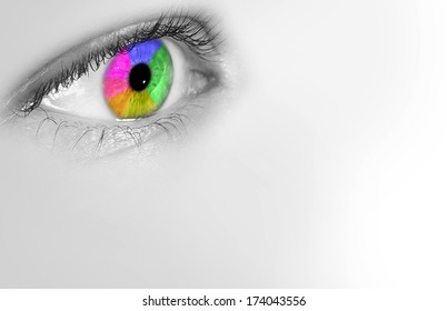 eye color profile