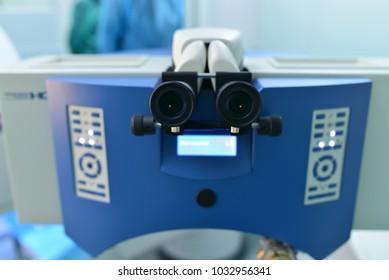 eye cornea surgery laser medical device detail