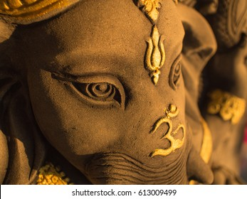 The Eye of Ganesh Statue with Mercy