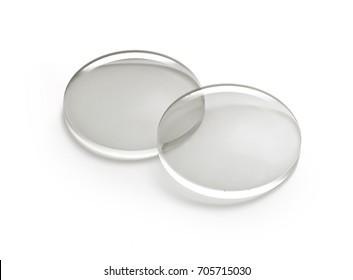 Eye protection lens glasses