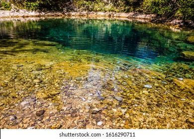 Eye Of The Skakavica - National Park Prokletije, Montenegro, Europe
