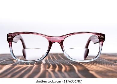 fe5147f8eb Eyeglasses with bifocal lenses