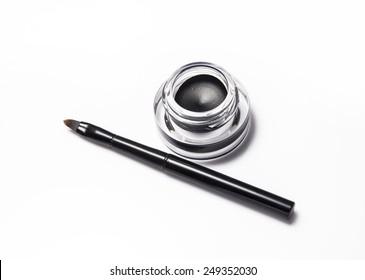 Eyeliner isolated on white