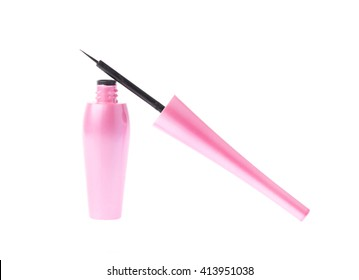 eyeliner Isolated on a white background.