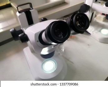 eyepiece, or ocular lens, is a type of lens that is attached to  microscopes.