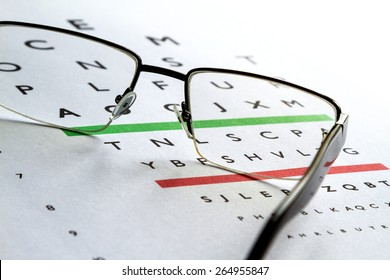 Eyes Examination, glasses diopter check up