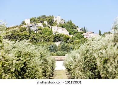 Eygalieres, Provence, France