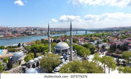Eyup Sultan Camii, Istanbul, Turkey