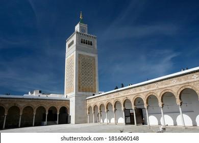 Tunis Mosque Images Stock Photos Vectors Shutterstock