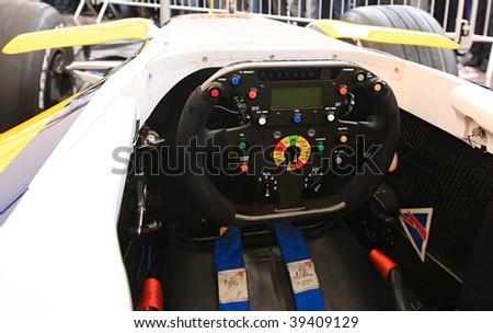 F 1 Steering of