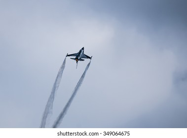 F-16 Belgian Air Force Solo Display