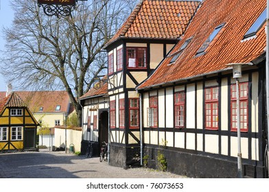 Faaborg is first mentioned in a document, located in the French National Archives in Paris, dated June 25, 1229. Now the City is characterized by its old houses and narrow streets.