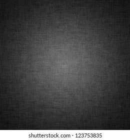 Fabric background of dark gray textile useful as background