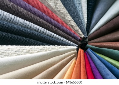 fabric color sample