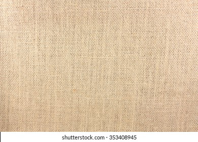 Fabric, jute, coarse linen as a background, texture