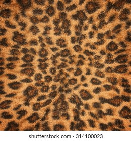 fabric pattern leopard pattern for background and texture