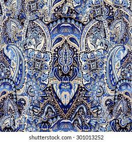 fabric pattern modified