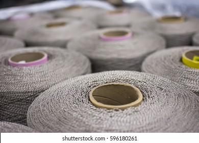 Fabric Reel - Textile making