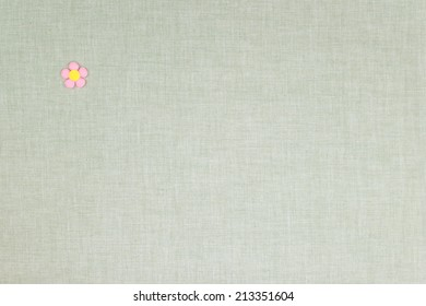 Fabric textile texture and lace for background