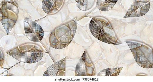 fabric texture background , marble wall , kitchen and bathroom tile , flower texture background, interior wall poster