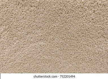 Fabric Texture, Close Up of Brown Plush Pattern Background with Copy Space for Text Decoration.