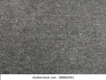 Fabric Texture, Close Up of Horizontal Dark Gray Flannel Texture Pattern Background.