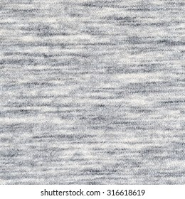 Fabric texture. Melange light gray color background