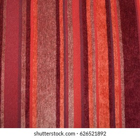 Fabric texture red