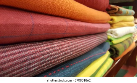 Fabrics of India. India's handmade textiles are embedded in every aspect of its identity. For centuries India has woven, printed, and embroidered refined and beautiful fabrics.