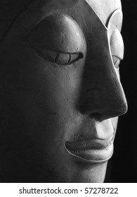 The Face of Buddha 2