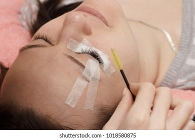 face care,eyelash extension,artificial
