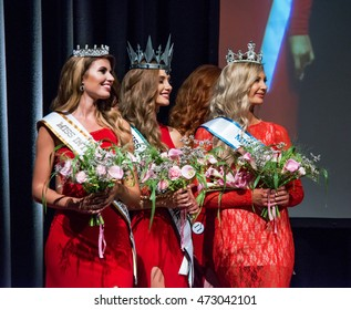 Face of Denmark winners 2016, Miss International Denmark, Miss Earth Denmark, Miss Supranational Denmark, May 14th 2016 at Amager Bio, Copenhagen