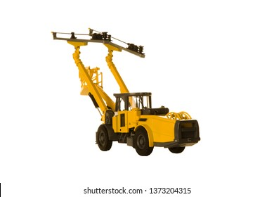 Face drill rigs for mining construction development