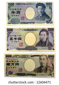 face of the japanese yen
