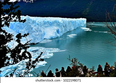 Face of Perito Moreno Glacier