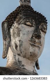 face sukhothai  budha