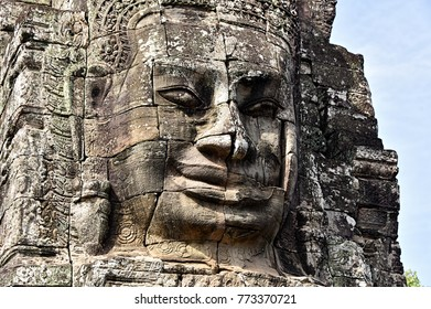 Face the temple