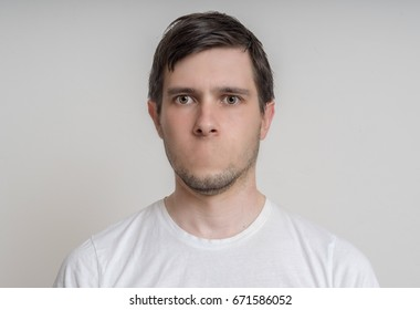 Image result for images of man with no mouth