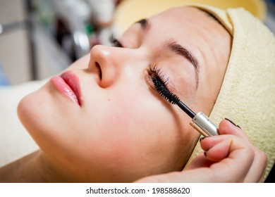 facial cosmetology treatment