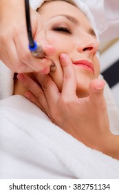 facial treatments at the beauty salon