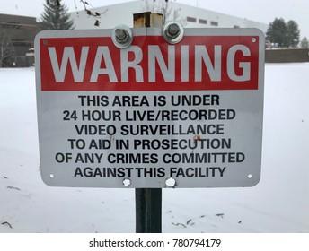 Facility Warning Message