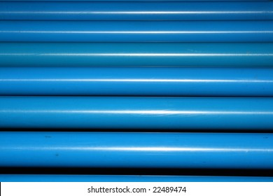 factory conveyor blue in the form of spots