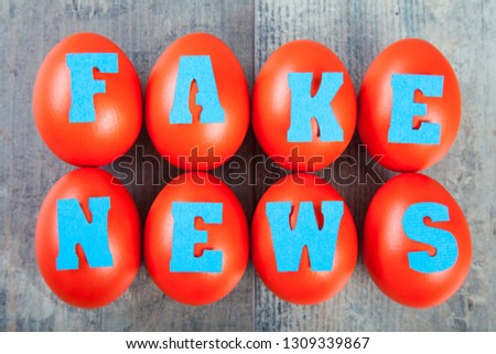 Factory of fake news