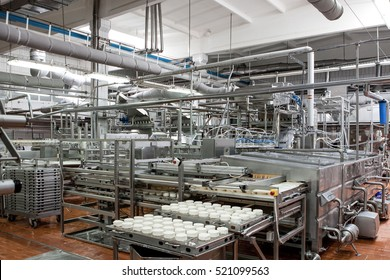 factory production, process, industry, food