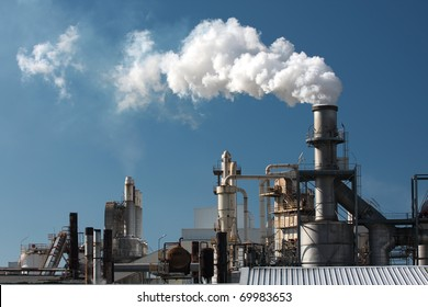 Factory Smoke Images Stock Photos Amp Vectors Shutterstock