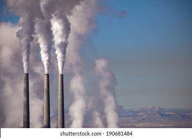 Factory Smokestacks
